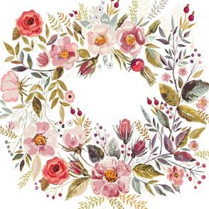 54' x 1m Wildflower milestone blanket