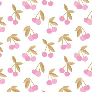 Little Cherry boho love garden for spring summer nursery design neutral pink cinnamon brown pastel