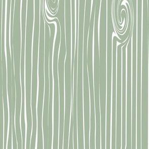 Woodgrain Light Sage Green - Farm Wholecloth Coordinate (90) C20BS