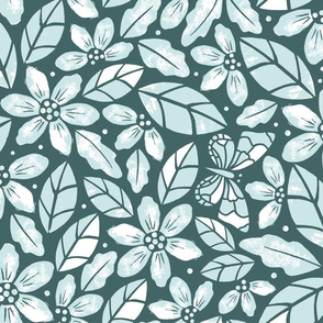 Blooming Basket (Pattern)