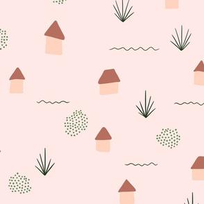 Tiny Houses - rose