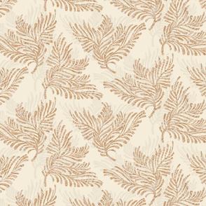 Botanical Leaves- Neutral