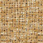 mid century mustard tweedy texture