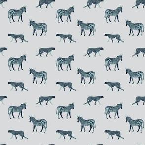 Blue zebra and cheetah 2