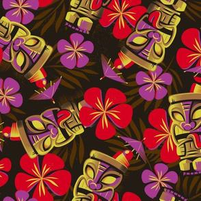 Mai Tai Floral
