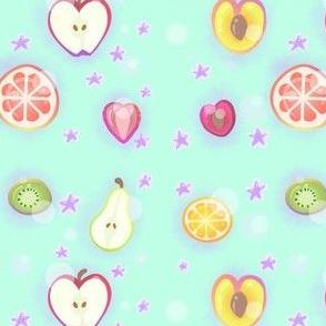 Un fruit, c'est un ami