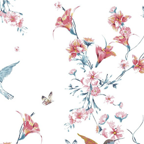 Floral Paradise pattern