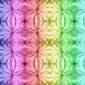 Tie Dye Ombre Rainbow