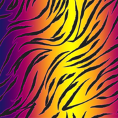 90s Wild Print Bright