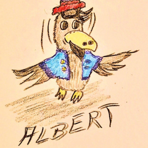 Albert the Bird