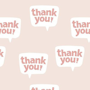 Thank you inspirational text design stay home save lives corona virus nurse design beige pink leopard spots