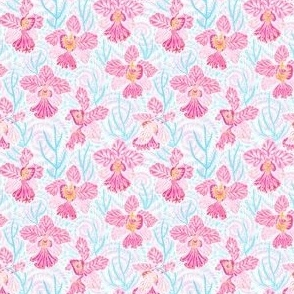 Ms. Joaquim Orchids Tie-dye