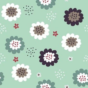 Enchanted Floral-Fern