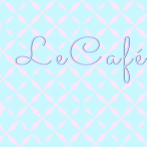 Le Cafe Reminiscing 60s