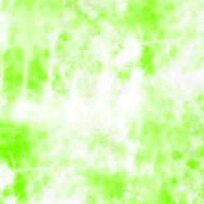 Lime Tie Dye
