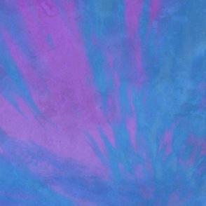 Tie Dye-Pink, Purple and Blue
