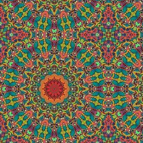 Lysergic Mandala
