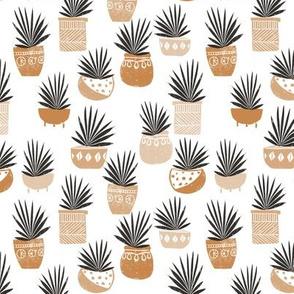 SMALL linocut plant life fabric, plants fabric, home decor fabric, linocut fabric, hand printed fabric, plants, trendy plants, 2019 trends fabric - andrea lauren - terra
