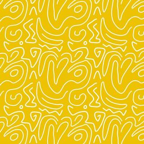 Wavies-Yellow