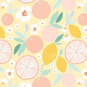 Grapefruit Lemonade B