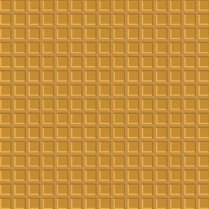 Waffle Cone Horizontal