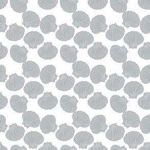 shell light grey