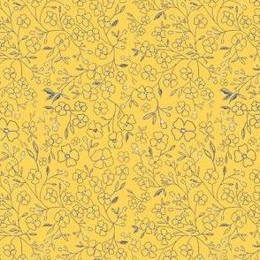Mustard Flower Jungle
