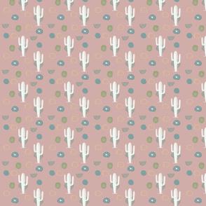 Boho Cactus