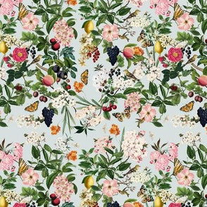 Summer Orchard Soft Grey // small