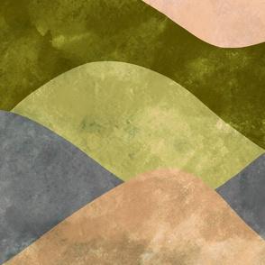 Hills - background