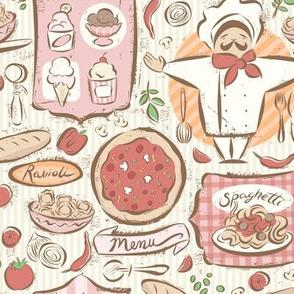 Italian Cafe - medium