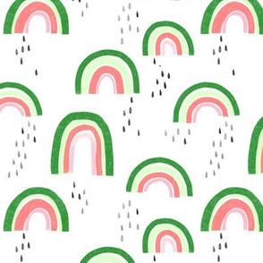 Watermelon Rainbows