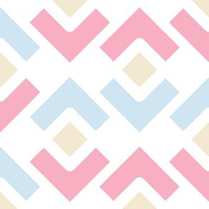 Soft Pastel nursery design
