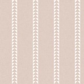 Arrow Stripe in Shell
