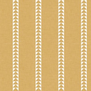 Arrow Stripe in Amber