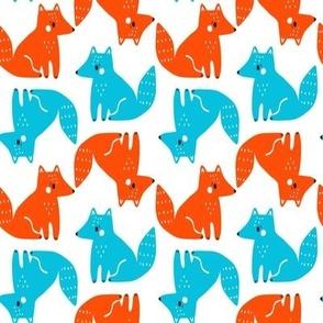 fox stripe