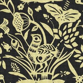 Papercut Garden (Black)8
