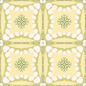 Spring Quilt Pale Iris 7