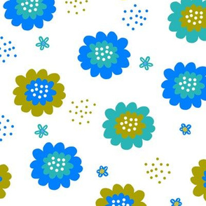Enchanted Floral - Lemon Berry