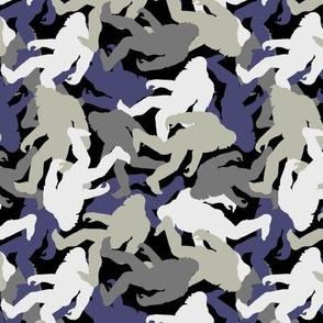 Bigfoot Camouflage Small