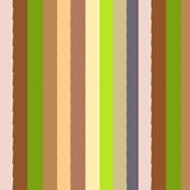 Safari Animals Coordinating Rough Stripe