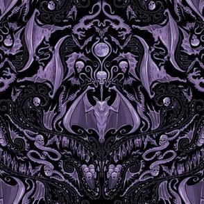 Bats and Beasts - Royal Purple