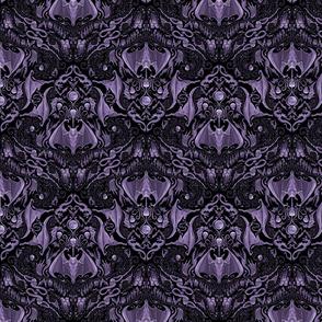 Bats And Beasts - Royal Purple small