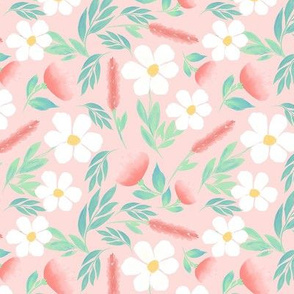 Happy Blooms - Pink