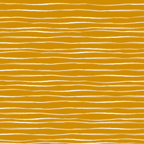 Painted Stripes on Gold