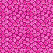 Roll the Dice in Pink 1/2 Size