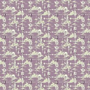 Apnea City purple 25