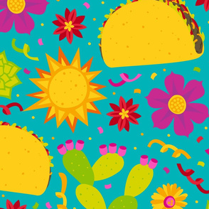 Taco Garden (Large Scale)