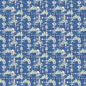 Apnea City blue 12