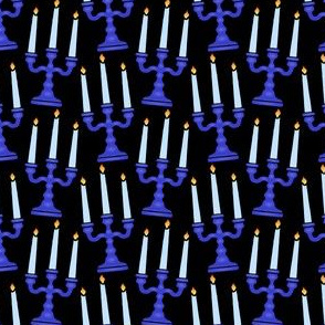 Haunted Floating Candelabra